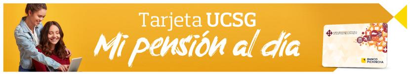 Categoría: Tarjeta Universitaria UCSG